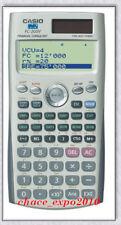 Casio Financial Calculator FC-200V (FC 200V/100V) Brand New ORIGINAL PACKING