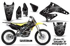 Suzuki RMZ 250 Graphic Kit AMR Racing # Plates Decal Sticker RMZ250 04-06 S&H B