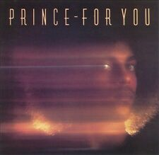 Prince - For You [LP] (140 Gram Black Vinyl, single pocket jacket)