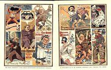New listing Vintage Punch Cartoon 1922: - British Politicians Get The Film Treatment /Satire