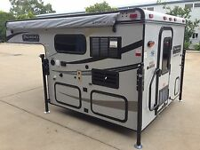 Brand New 2018 Model Palomino SS800 Tray version Slide On Camper/Truck Camper