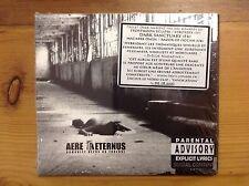 AERE AETERNUS - Humanity Needs... digi CD - Mint Black Ambient Dark Sanctuary