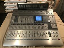 TASCAM DM-4800 Digital Mixer w/ 2 ADAT Cards and Meter Bridge