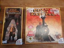 Colt Express Basisspiel, Spiel des Jahres 2015, fast wie neu