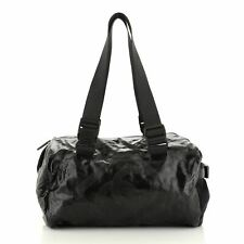 Chanel Sport Line Duffle Bag Coated Canvas Large