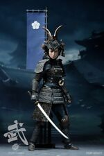 POPTOYS Women Samurai W003-B Collection Ver. 1/6 Scale Female Action Figure Toy