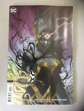 Wonder Woman and Justice League Dark: The Witching Hour 1 Federici Variant Cover