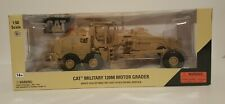 NORSCOT 1:50 Die Cast CAT Military 120M Motor Grader 55252 Caterpiller 2010