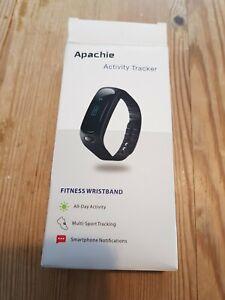 Apachie Activity Tracker