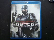 ROBOCOP REMASTERED UNRATED DIRECTORS CUT BLU-RAY U.S Like New