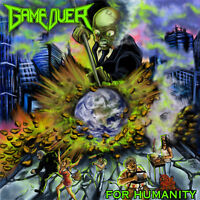 GAME OVER - For Humanity - CD