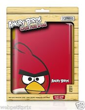 Gear 4 Angry Birds Coque rigide Rouge  pour iPad 3 Neuf