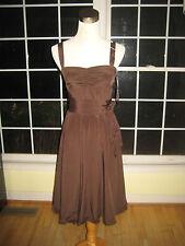 J Crew Silk Tricotine Rebecca Short Dress Sz 0 NWoT Expresso 90745
