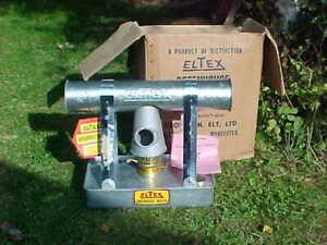 VINTAGE 1981 ELTEX WORCESTER PARAFFIN GREENHOUSE HEATER - BRAND NEW IN BOX