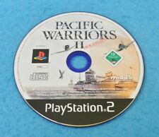 SONY PLAYSTATION 1 PS1 JUEGO PAL UK SOLO DISCO PACIFIC WARRIORS II DOGFIGHT