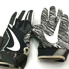 Nike Vapor Jet 4.0 Football Gloves Black White Men's Large