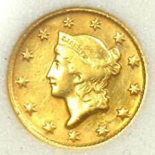 1850-D Liberty Gold Dollar G$1 Dahlonega Coin - VF / XF Details - Rare!