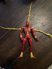 Marvel Legends Spider-Man Iron Spider 6 Inch Action Figure 2008 Complete