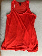 Red H&M Vest Top M