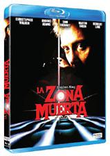 The Dead Zone - La Zona Muerta - David Cronenberg. (Blu ray)