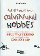 Auf der Suche nach Calvin und Hobbes, Carlsen