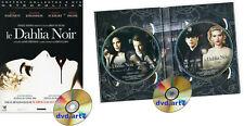 DVD : LE DAHLIA NOIR - Coffret 2 DVD - de Brian De Palma - Scarlett Johansson