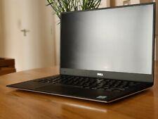 """Aluminium Dell XPS 13"""" 9350 Laptop / i5 6th Gen Processor / 256SSD HD / 8GB RAM"""