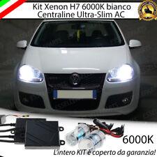 LED INTERNI + POSIZIONE + TARGA + FENDINEBBIA + KIT XENON 6000K VW GOLF 5 V