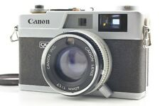 CANON NEW CANONET QL17-L 40mm F/1.7 RANGEFINDER 35mm FILM CAMERA FROM JAPAN