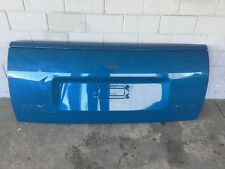Holden Commodore VE ute Blue colour tail gate Used tailgate