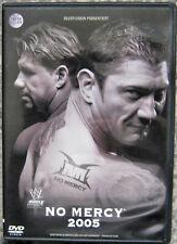 DVD WWE - No Mercy 2005  (Sport/Wrestling/2006) geb.aus Sammlung,Paket FSK 16