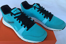 Reebok UL 6000 Neon Blue M45812 Retro Marathon Running Shoes Men's 10.5 Jog new