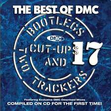 DMC The Best Of DMC Bootlegs Cut Ups & 2 Trackers Vol 17 DJ CD
