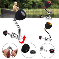 Metal Reel Fishing Handle Ball Knob Replacement For Spinning&Baitcasting Reel SD