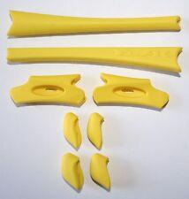Oakley FLAK JACKET Nose Pieces & Ear Socks - LEMONPEEL YELLOW