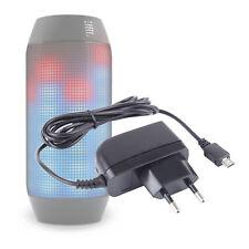 Micro USB cargador de red de la UE de dos pines para JBL Pulse 1 | 2 | 3 Altavoz Inalámbrico
