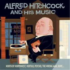 Various Performers-Alfred Hitchcock and His Music CD / Box Set NEW