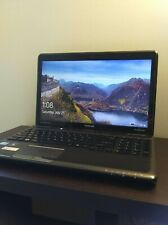 "Toshiba satellite P755-s5320 15,5"" i3, 4 GbRam, 320 GbHDD Windows10pro laptop"