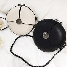 Sweet Round Handbag Shoulder Bags Messenger Purse Tote Clutch Casual Bag