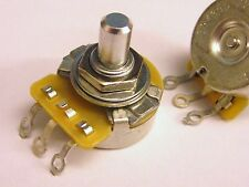 Genuine CTS 250k Vintage Style Solid Shaft Log Pot Potentiometer