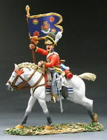 King & Country retired - NA083 - Scots Grey Standard Bearer