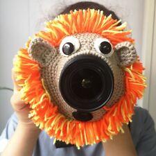 Baby Photography Shoot Posing Prop Camera Len Ornament Newborn Guiding