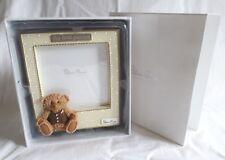 Cornice per foto silver cross bambino My First Immagine con 3D George ORSO 9 x