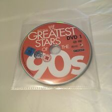 Wwe Greatest Hits Of The 90s Dvd
