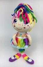 Flip Zee Girls Zandy Candy Sweet Doll 2-in-1 Plush Toy
