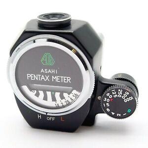 ASAHI PENTAX METER for S1A SV SPOTMATIC SLR CAMERAS - UK DEALER