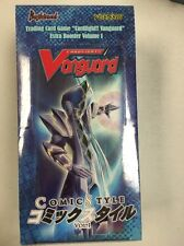 CARDFIGHT!! VANGUARD COMIC STYLE   BOOSTER BOX VGE-EB01 SEALED
