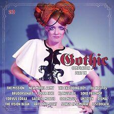 GOTHIC COMPILATION 60 2 CD NEUF