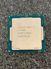 Intel Core I7-7700 Quad-core 3.6GHz Desktop Processor SR338