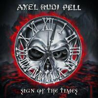 Axel Rudi Pell - Sign of the Times CD NEU OVP